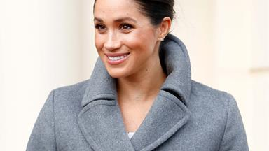 Is this a clue that Duchess Meghan is relaunching her lifestyle blog The Tig?