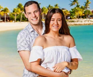 MAFS James Hardy and Carmen Stimpson honeymoon in Fiji