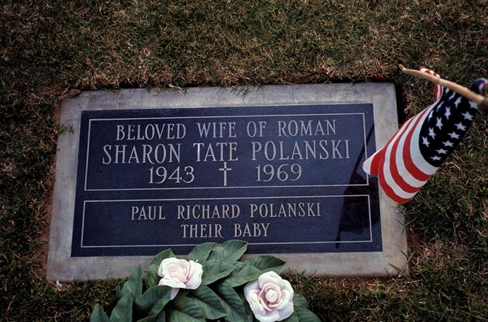 Polanski has never visited the grave