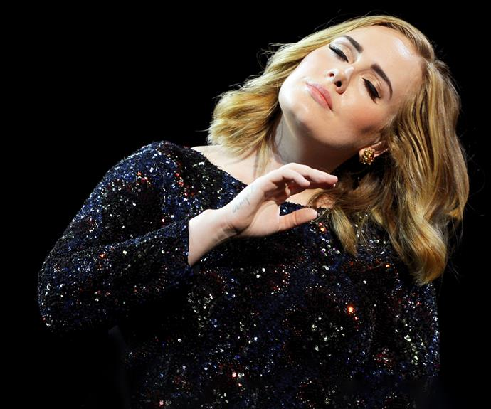 Listening to Adele in the car can help reduce stress a new study has found