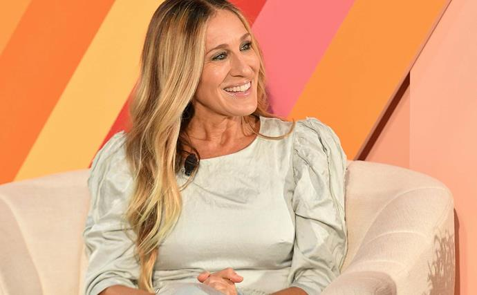 Cheers everybody! Sarah Jessica Parker's new Kiwi-made wine is about to hit our shelves!