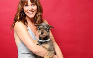 Shortland Street's Ria Vandervis pet dog