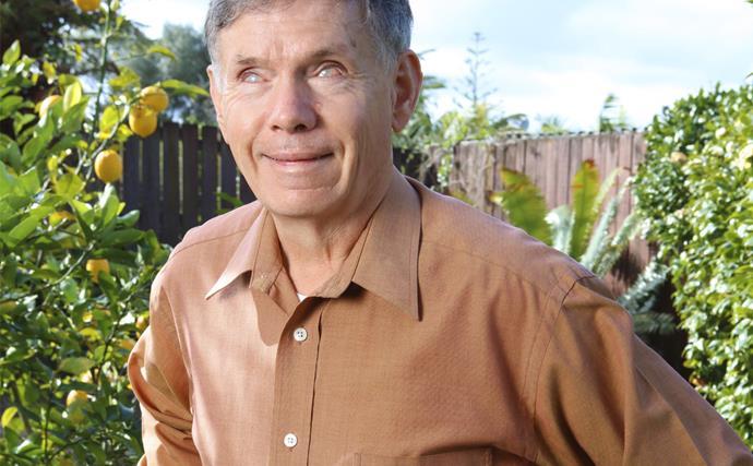 Ivan Pivac blind acupuncturist