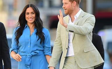 Duchess Meghan and Prince Harry reveal what Archie got up to during his first day in South Africa