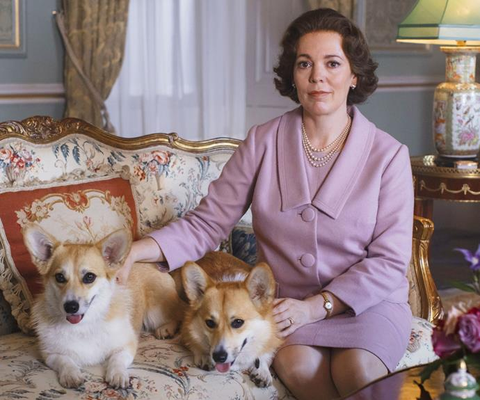Olivia Colman The Queen The Crown