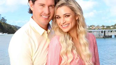 Zac Franich and Erin Simpson's wedding planning frenzy