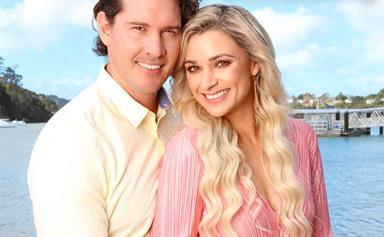 Zac Franich and Erin Simpson's wedding planning frenzy