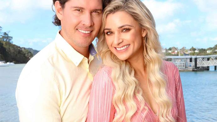 Zac Franich Erin simpson wedding planning