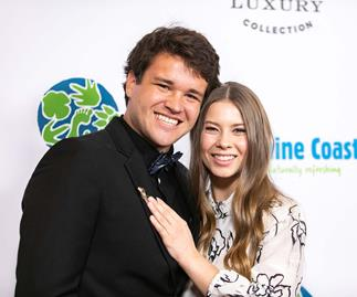 Bindi Irwin chooses her wedding dress and shares a sneak peek with the rest of the world