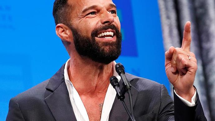 Ricky Martin has announced he's expecting his fourth child