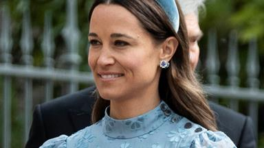 Pippa Middleton reveals how she stays active with her 11-month-old son Arthur