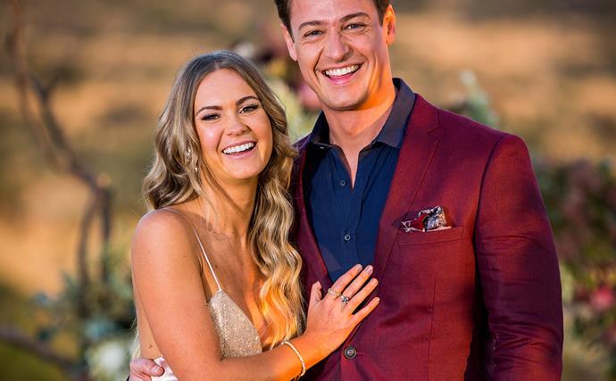 Bachelor Australia finale Matt Agnew Chelsie McLeod