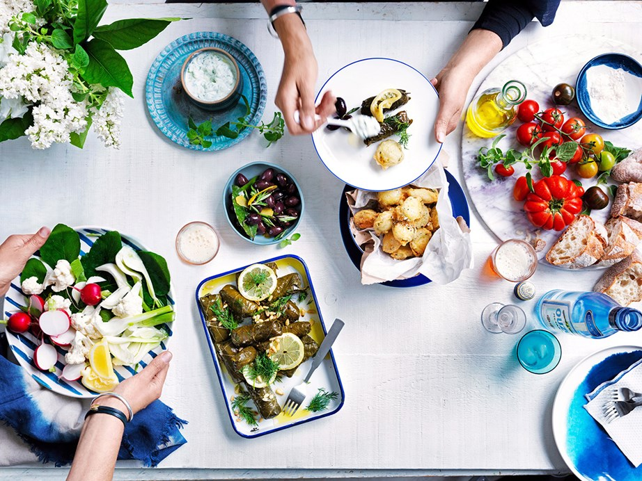 Adopting a Mediterranean diet could help protect the brain and memory. *(Image: Ben Dearnley / bauersyndication.com.au)*