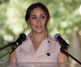 meghan markle speech south africa