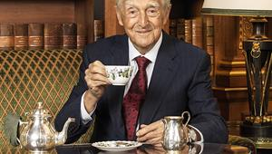 Why, at 84, Sir Michael Parkinson is allowing his son to turn the tables and interview him on stage