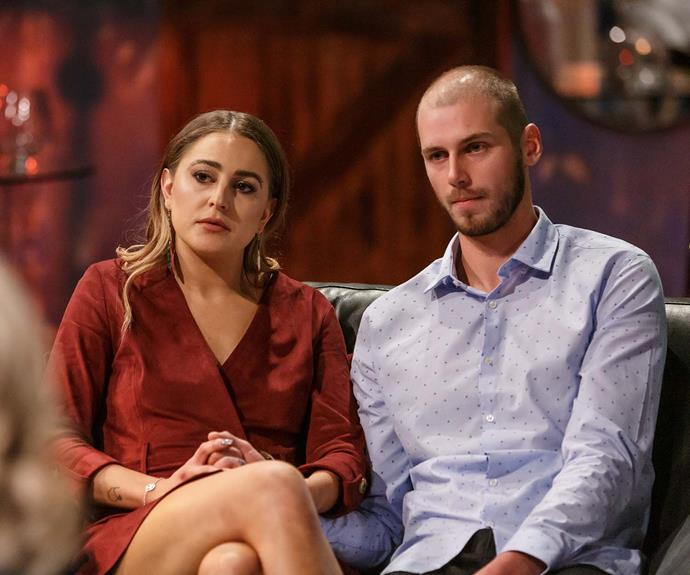 It was during the commitment ceremony that Vicky learned the extent of Stefaans comments to the boys.