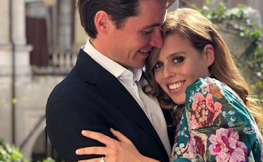Princess Beatrice is reportedly already a 'fantastic step-mummy' to her fiancé's son