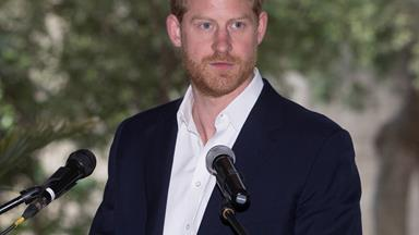 Royal aides allegedly warned Prince Harry against releasing his emotionally charged statement
