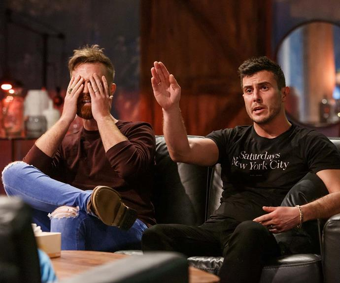 Jonathan Trenberth and Ray Wedlake, Married At First Sight NZ