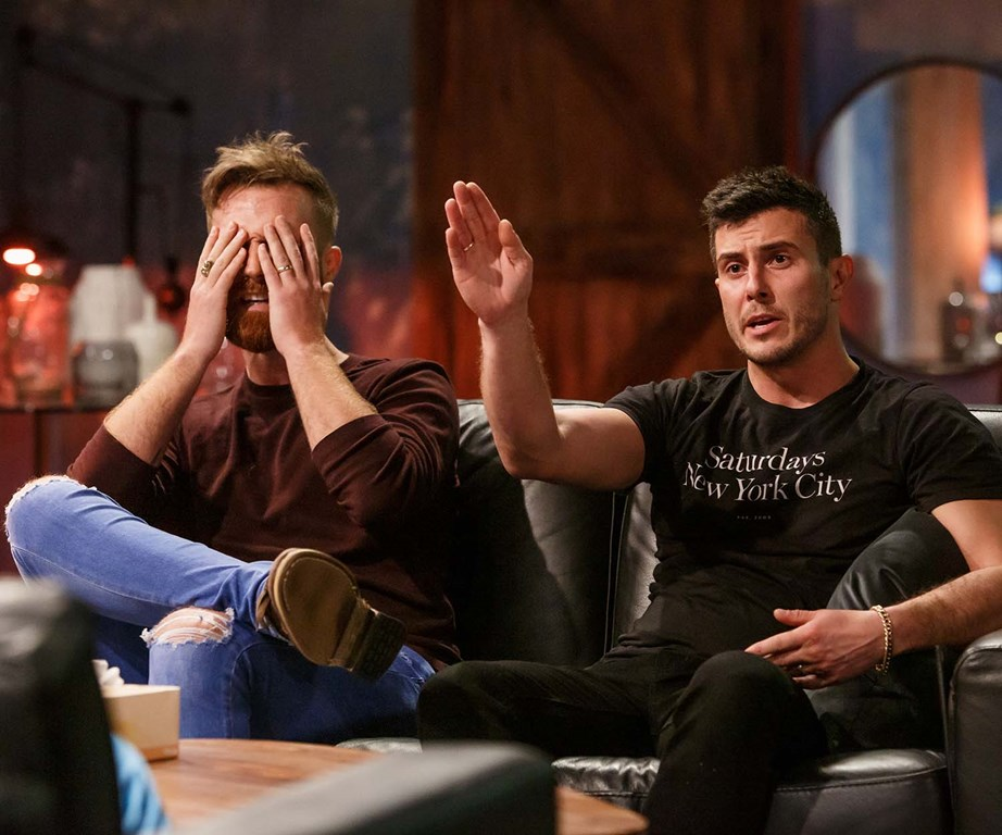 In the third season of MAFS New Zealand, Jono and Ray fought constantly.