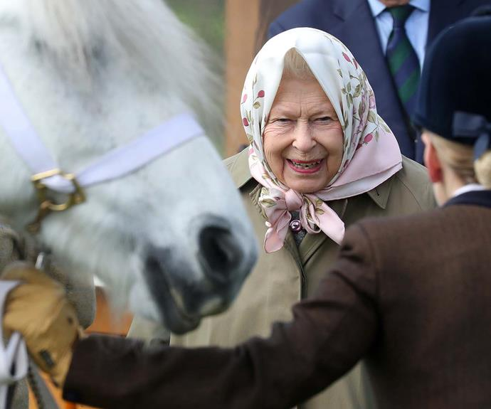 Love horses and royals? Dream about living in a palace? Have we got the job for you!