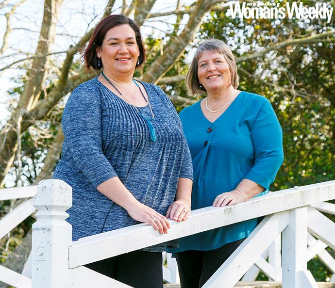 Monique and Karen couldn't be more proud of the group's efforts for the Te Puke community.