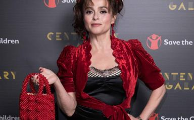 Helena Bonham Carter says she contacted Princess Margaret via a psychic before portraying her in The Crown