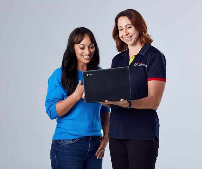 Noel Leeming Tech Solutions can help parents keep their kids safe online.