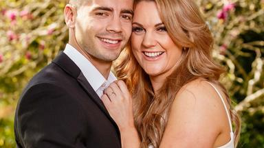 Married At First Sight's Anna and Jordan reveal their plans to move in together