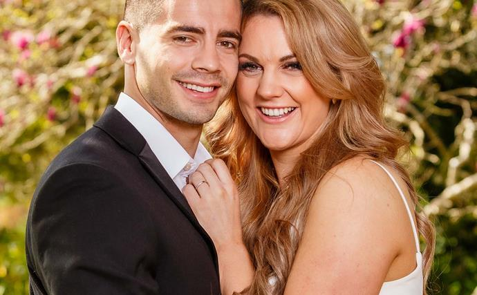 Anna Saxton and Jordan Dare Married At First Sight NZ