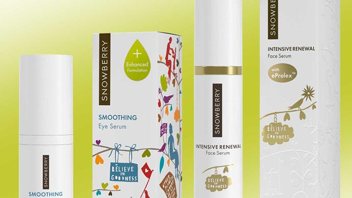 Win one of two Snowberry Skincare prize packs!