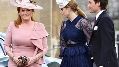 Sarah Ferguson confirms the location of Princess Beatrice's upcoming wedding