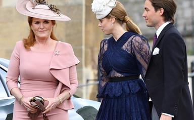 Sarah Ferguson confirms the location of Princess Beatrice's upcoming wedding
