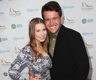 Bindi Irwin Chandler Powell
