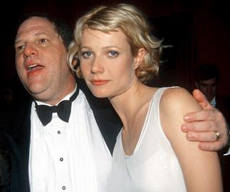 Gwenyth Paltrow Harvey Weinstein
