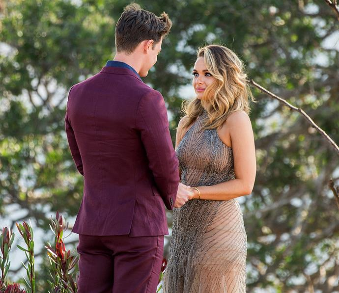 Matt said goodbye to Abbie in the season finale, saying his heart belonged to Chelsie.