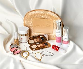 Win the NEXT giveaway of the month November thanks to Lisa Hoskin Design, Jane Iredale and Environ