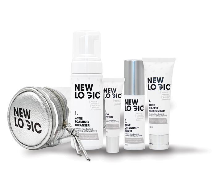 New Logic Acne pack