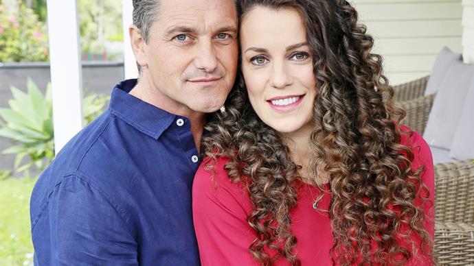 Matt Chisholm and Wife Ellen
