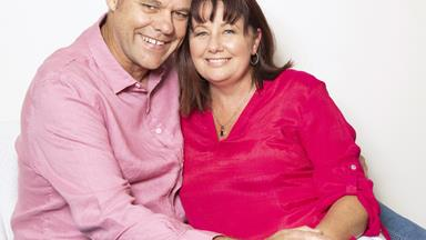 Paula and Zane Nicholl: Matched by a radio station and still madly in love 20 years later