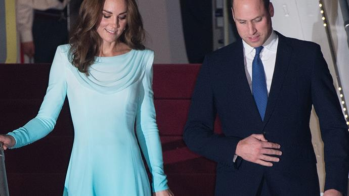 kate middleton and prince william pakistan