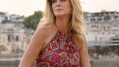 Rachel Hunter's spiritual awakening: Sexy, single, soulful and fabulous at 50