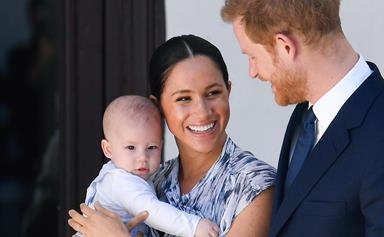 See unseen footage of Prince Harry adorably cradling Archie in the trailer of an upcoming documentary