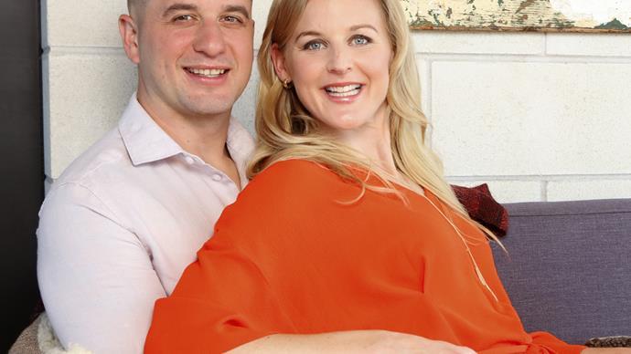 Katrine Rore and husband Joel