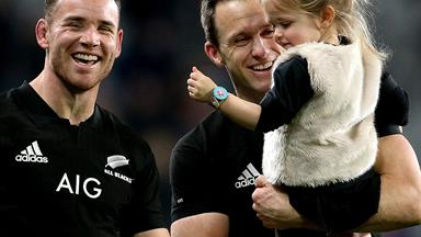 All Black World Cup dads talk fatherhood and being away from their kids
