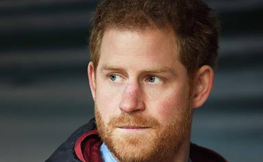 Prince Harry says the media's presence is the 'worst reminder' of his mother Princess Diana