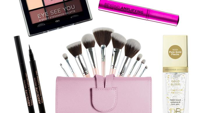 Designer Cosmetics comeptition
