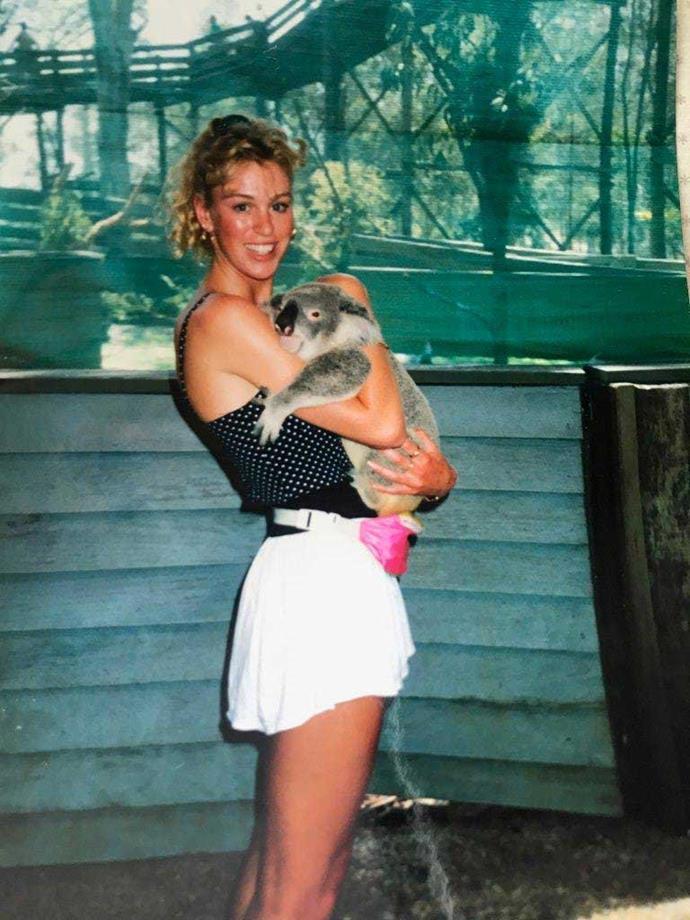 Wendy, 1990