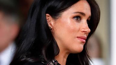 The Sussexes will be taking a break from royal duties following Duchess Meghan's heartbreaking confession
