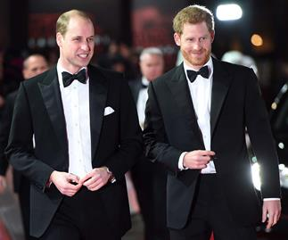 Prince Harry finally addresses rumours of a rift with Prince William